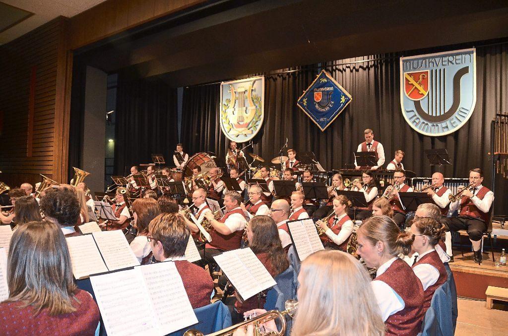 Musikverein Stammheim Konzert