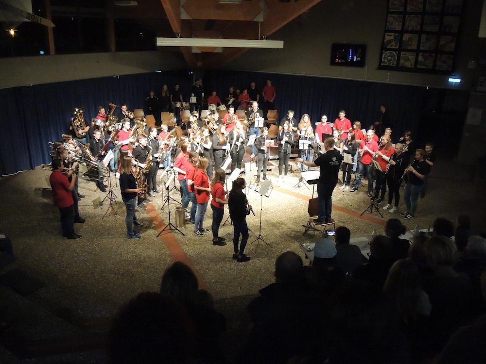 Jugend Musikverein Stammheim, Althengstett und Gechingen