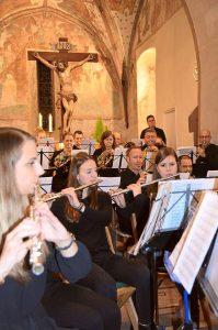 Musikverein spielt weihnachtliches Konzert in der Kirche