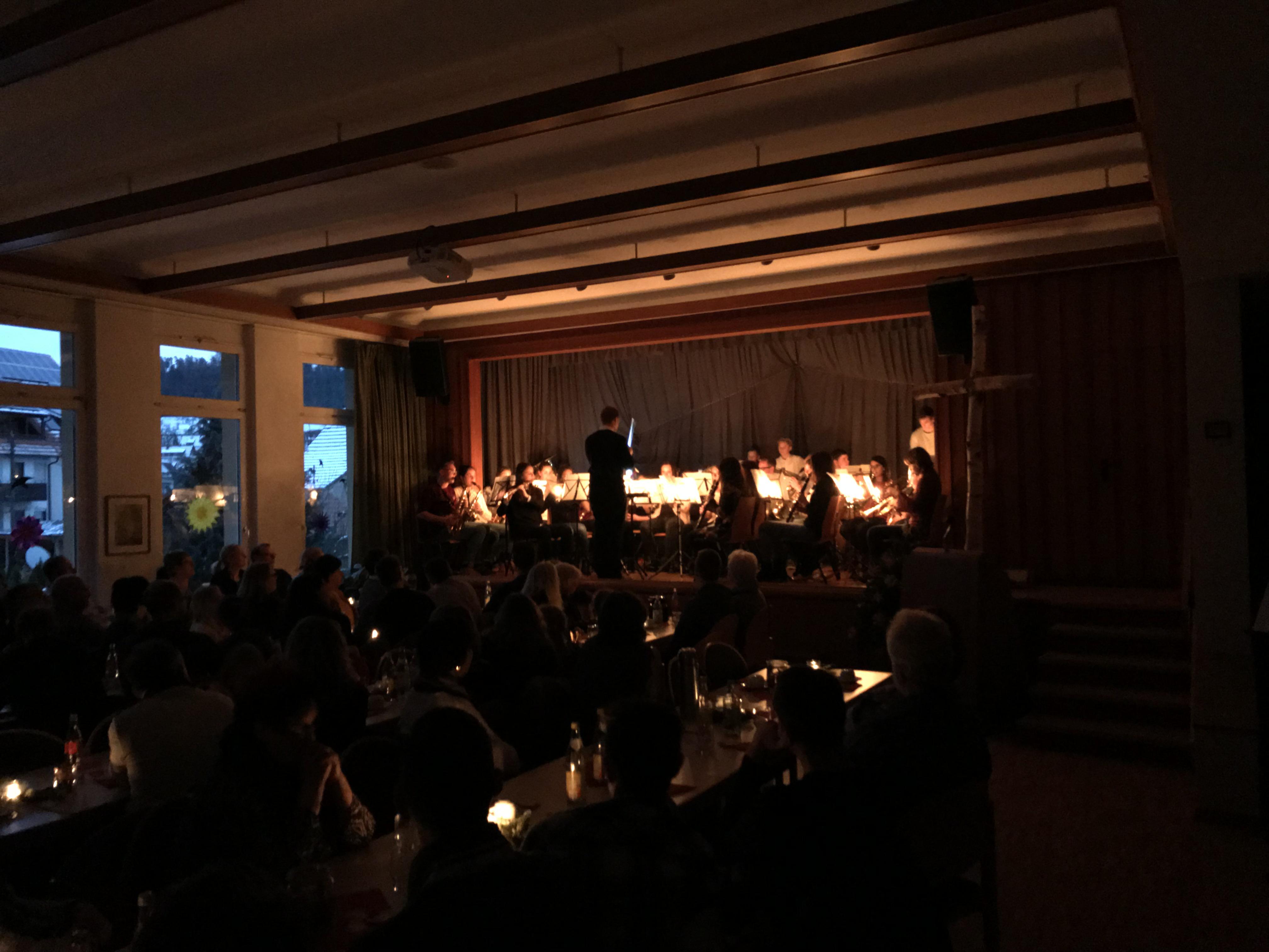 Weihnachten Jugend Musikverein Stammheim